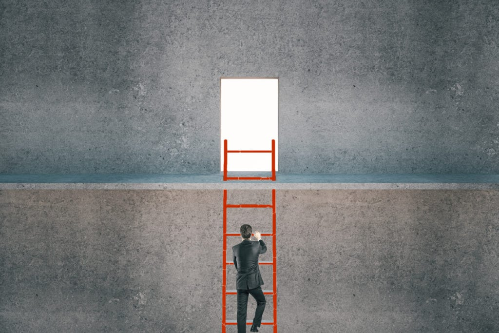 Is Your Ladder of Inference Leaning Against the Wrong Wall?