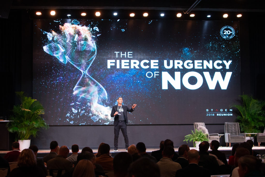 2018 Stagen Member Reunion Recap: The Fierce Urgency of NOW